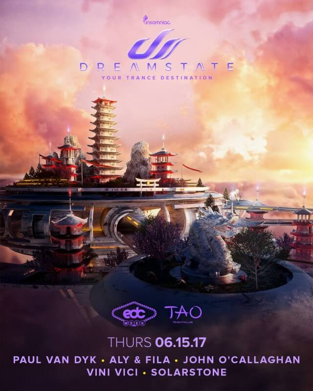Dreamstate Presents