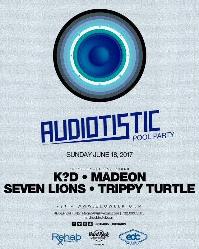 Audiotistic feat. K?D, Madeon, Seven Lions & Trippy Turtle