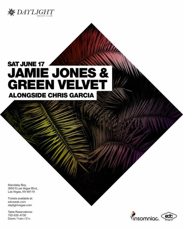 Jamie Jones & Green Velvet