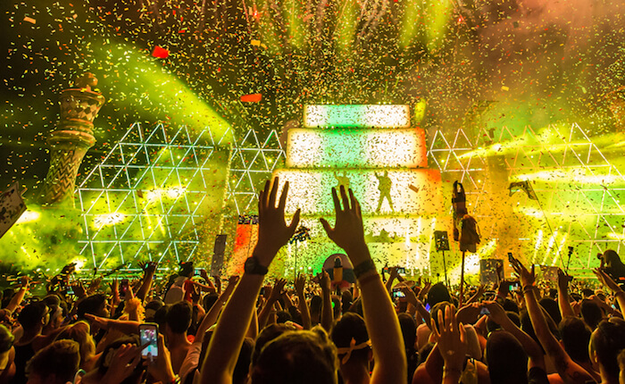 Get Lost Inside Labyrinth With This Nocturnal Wonderland 2016 Playlist