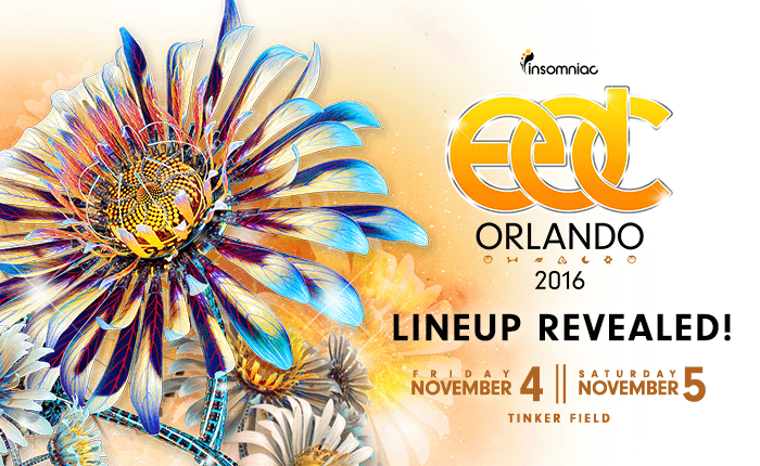 Here's the Full Lineup for EDC Orlando 2016!