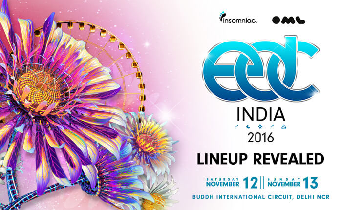 EDC India First Artists Announced