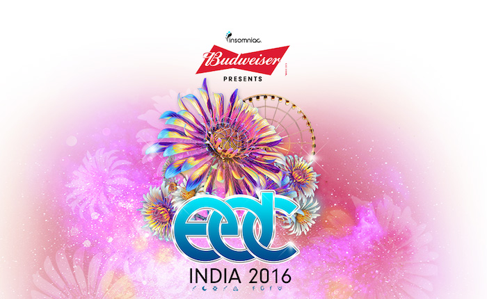 Budweiser Presents EDC India 2016 First Artists Announced