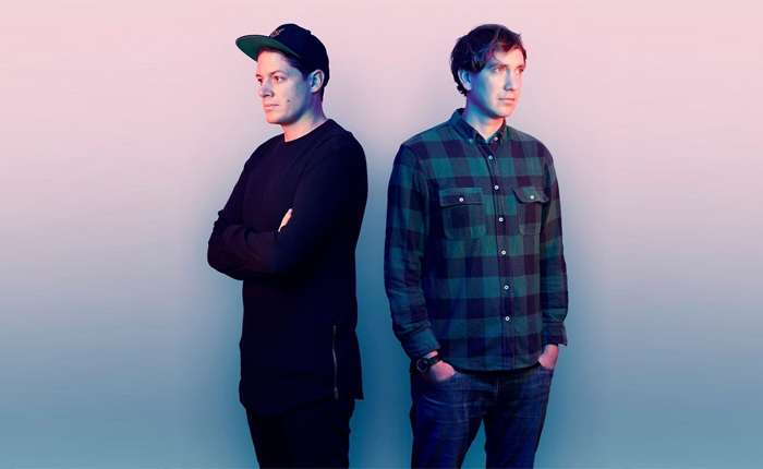 The Upbeats Venture Outside D&B in This Exclusive EDC India Playlist