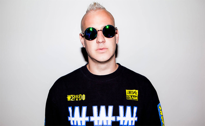 Brillz Brings the Twonk to His Exclusive EDC India Playlist