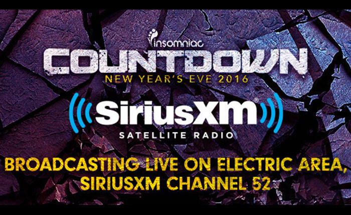 Stream Live Sets From Countdown on SiriusXM