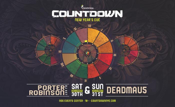 Countdown NYE 2017