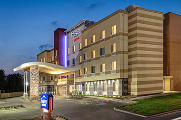 Fairfield Inn & Suites Houston NW Willowbrook