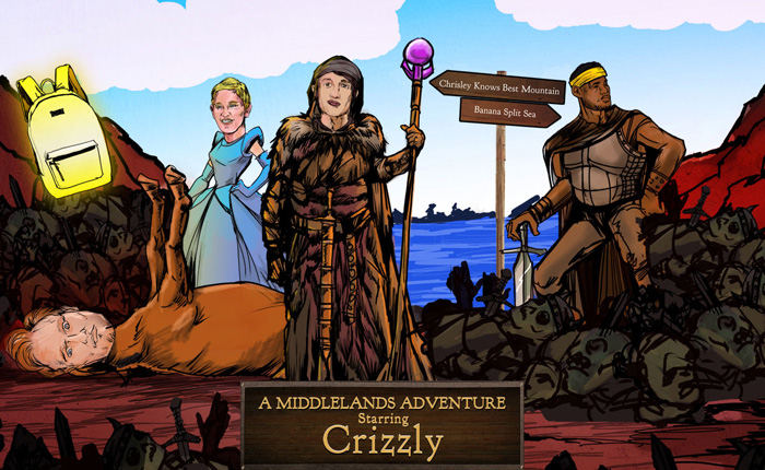 Middlelands' Mad Lib: Crizzly