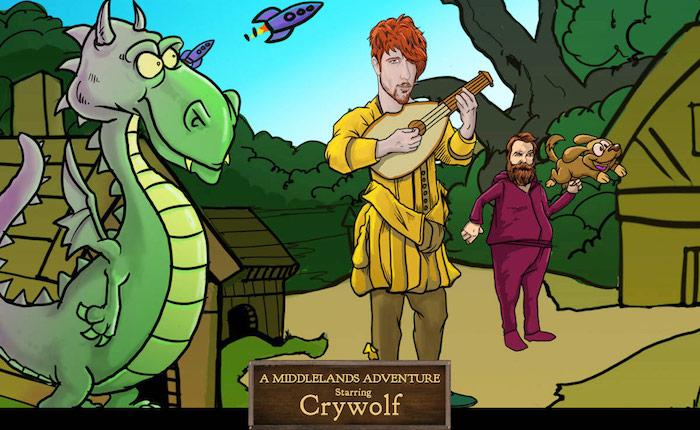 Middlelands' Mad Lib: Crywolf