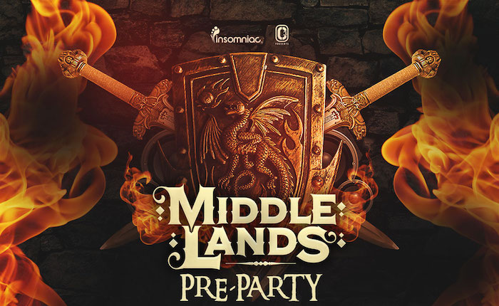 Kick Off Middlelands at Our Official Camping Pre-Party