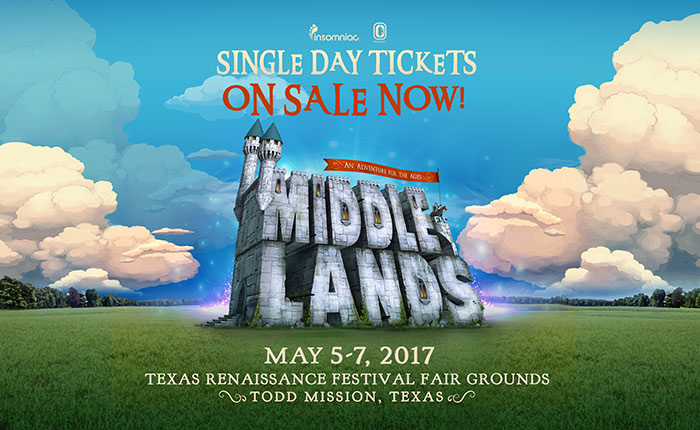 Middlelands Single-Day Tickets Are Available Now