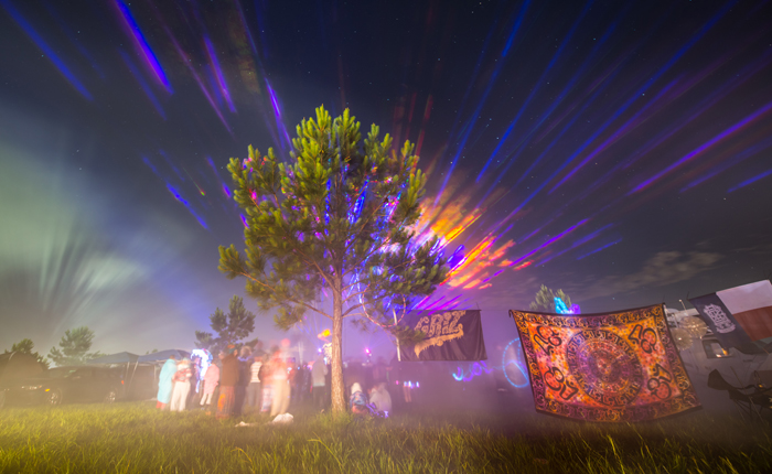 The Writer's Tale: A Pilgrimage Through the Campground and Sound Camps at Middlelands