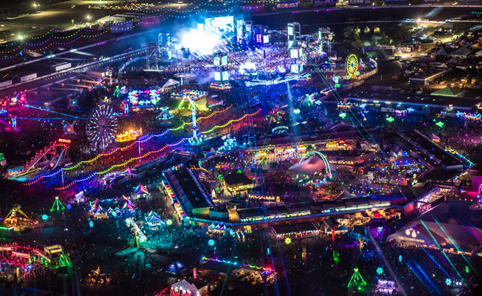 EDC Las Vegas Returns June 2017