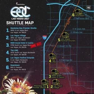 TRAVEL  EDC Las Vegas