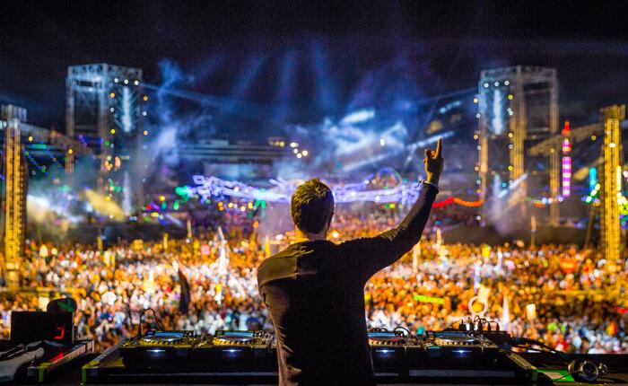 Markus Schulz Live at EDC LV 2016