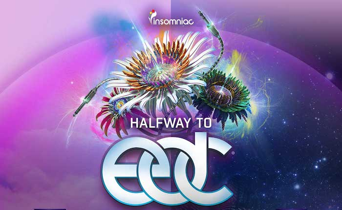 Halfway to EDC Returns to Las Vegas February 2017