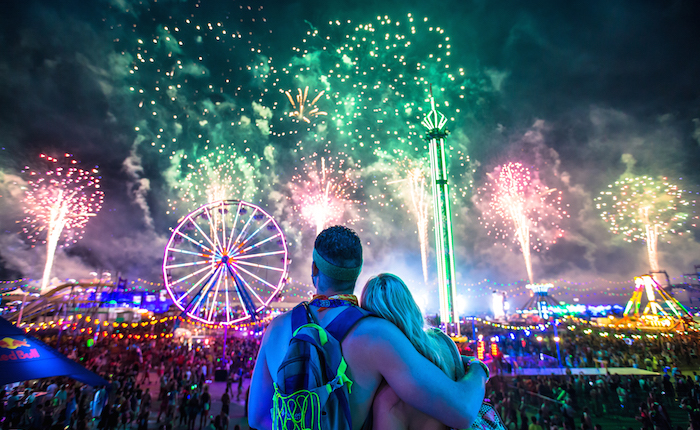 The Sounds of EDC Las Vegas: Falling in Love