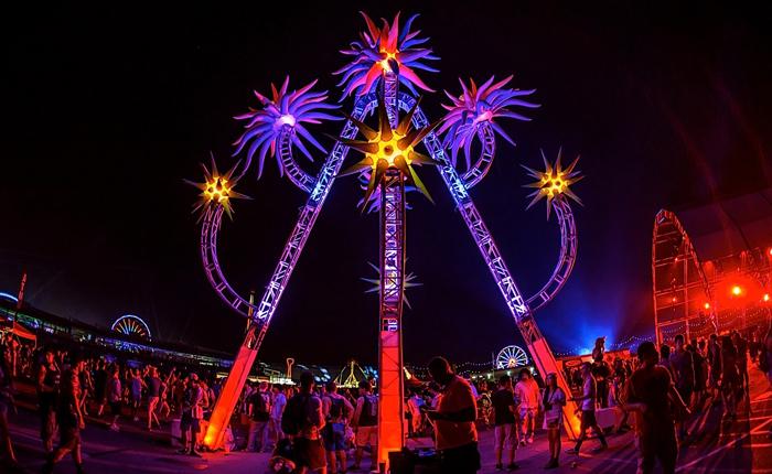 The Art of EDC Las Vegas: Cactaferrum