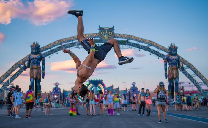 The Sounds of EDC Las Vegas: Throwbacks