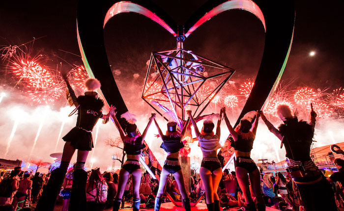 Get a Feel for Every Single Vibe From EDC Las Vegas With This Full Lineup Playlist