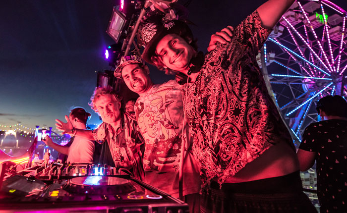 Desert Hearts Brought Their Transformational Vibes EDC