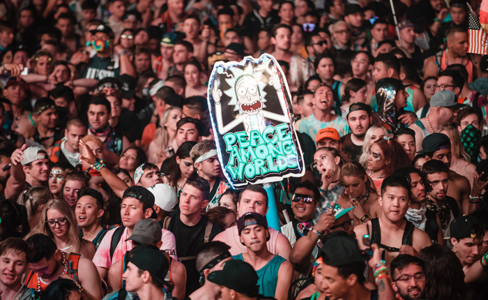 Get a Kick Out of These Baller Totems From EDC Las Vegas
