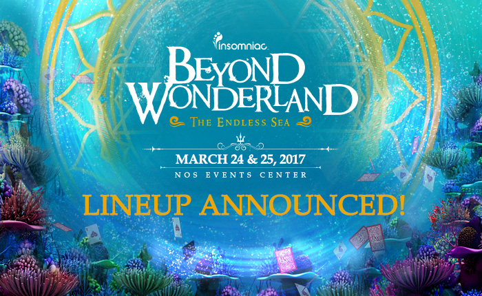The Beyond Wonderland Lineup Is Here!