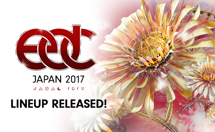 Check Out the Lineup for the First-Ever EDC Japan