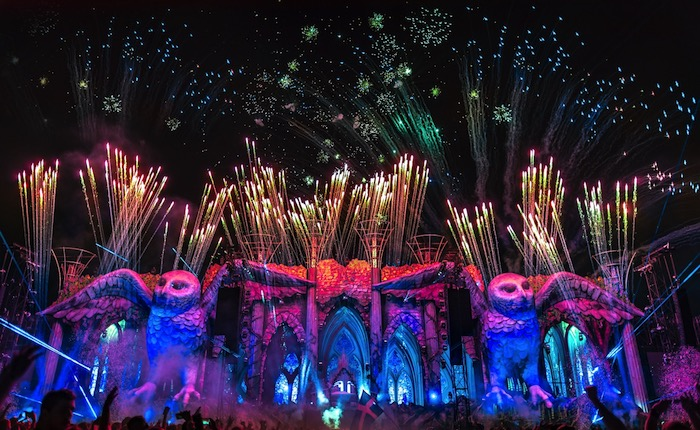 Tear Through This EDC Japan Playlist
