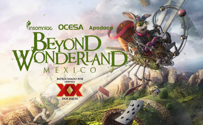 Beyond Wonderland Makes International Debut in Mexico May 2017
