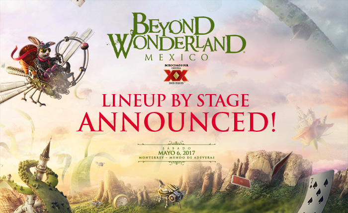 Get Festival-Ready With the Beyond Wonderland Mexico Lineup by Stage