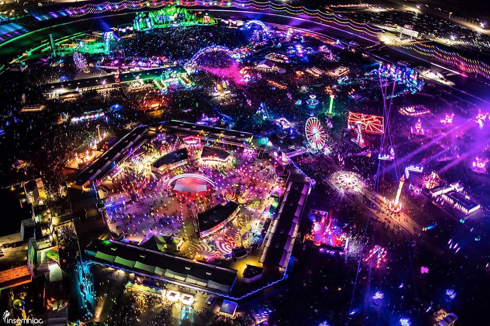 Experience Edc Las Vegas 2016