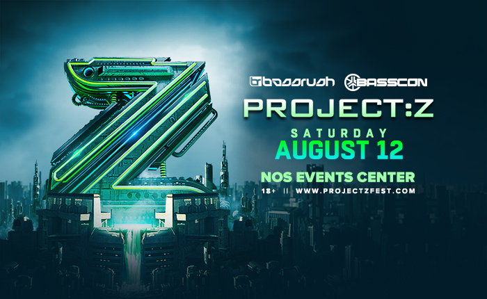 PROJECT:Z Returns to SoCal August 2017