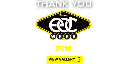 EDC Week | June 13–20, 2016 | Las Vegas