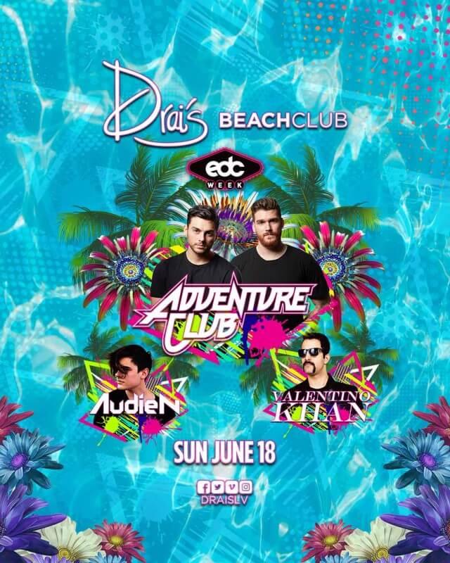 Adventure Club, Audien, Valentino Khan