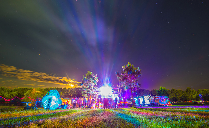 Exploring the Musical Magic of Sound Camps at Middlelands