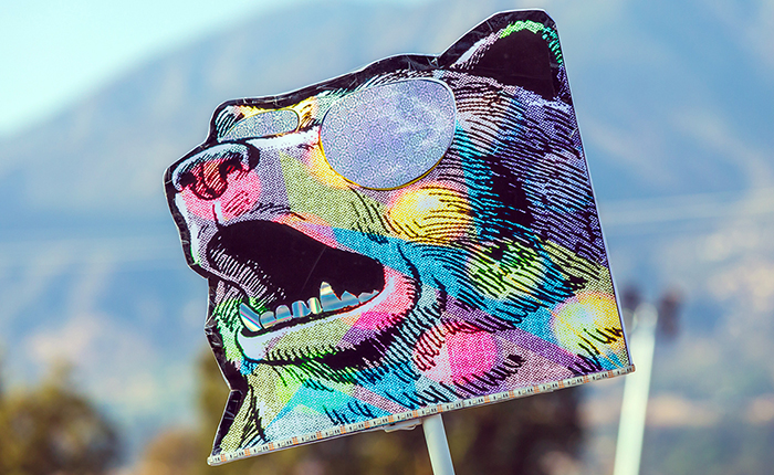 Peep These Awesome Nocturnal Wonderland Totems