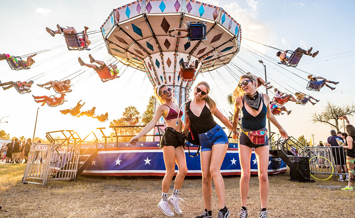 Image result for edc orlando rides