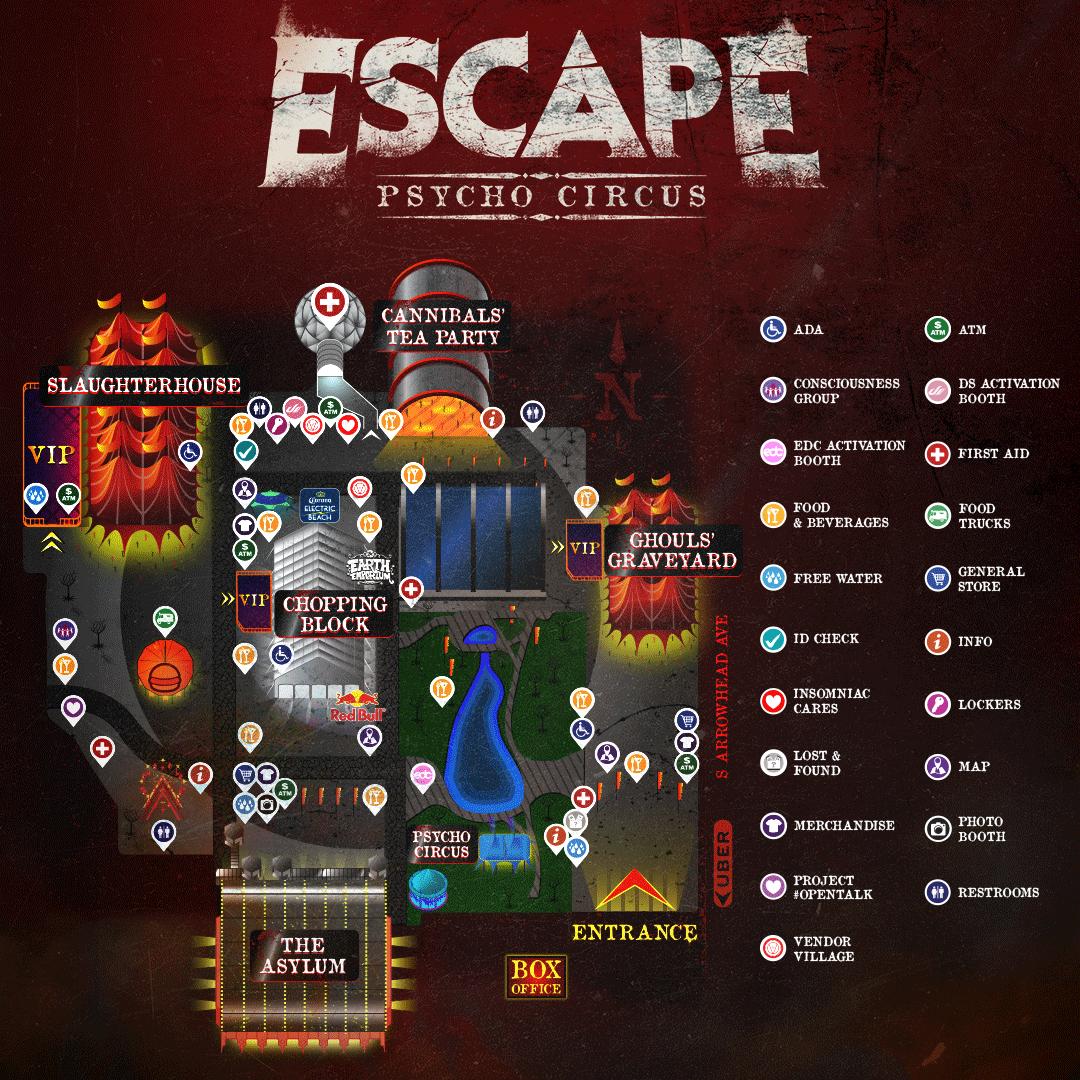 Escape 2017 - EXPERIENCE