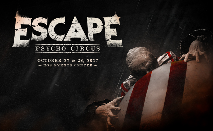 Escape: Psycho Circus returns