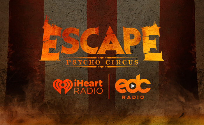 Escape on EDC Radio