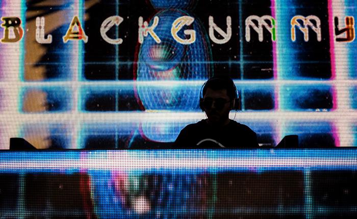BlackGummy Escape Mix