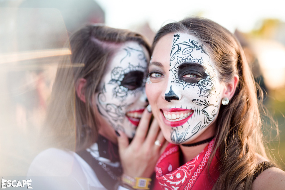 Awesome People We Met At Escape: Psycho Circus Day 1