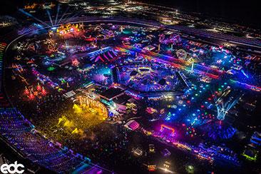 INFO EDC Las Vegas - Edc las vegas map 2016