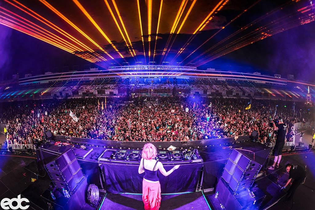 Edc Las Vegas May 18 20 2018 Las Vegas Motor Speedway