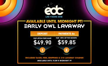 EDC Las Vegas May Las Vegas Motor Speedway - Edc las vegas map 2016