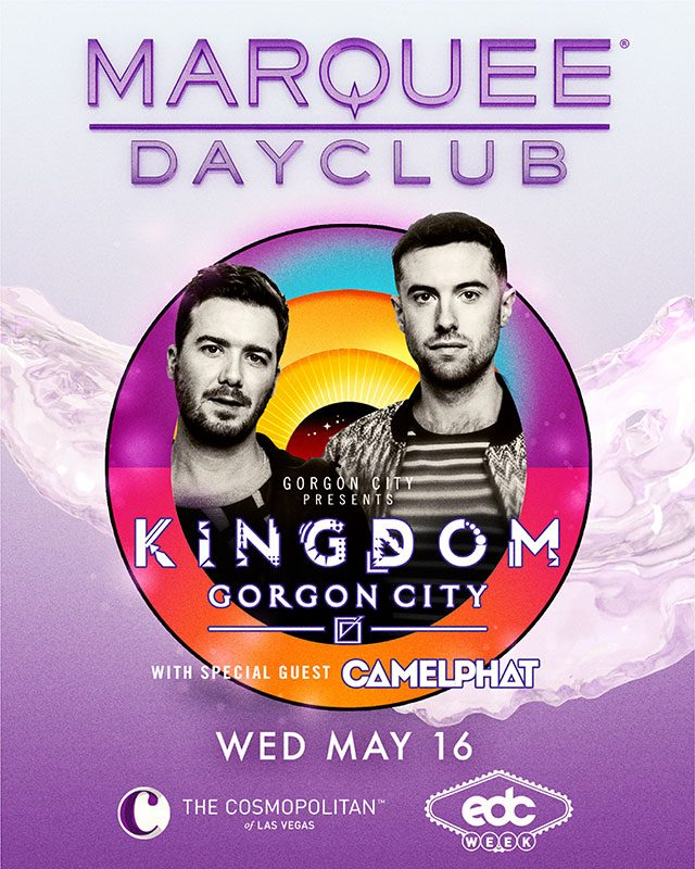 Gorgon City, CamelPhat