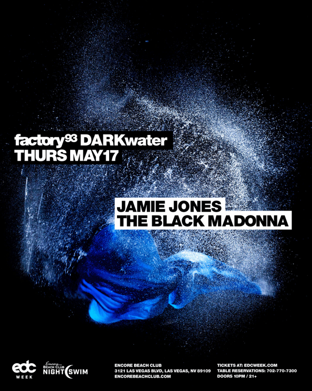 Factory 93 Presents DarkWater
