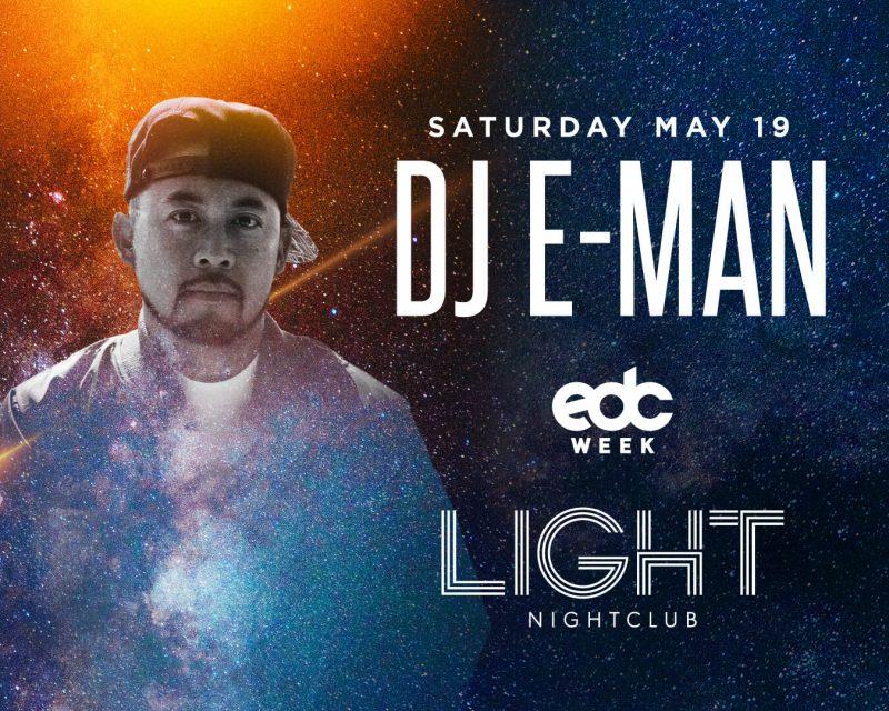 DJ E-Man Birthday
